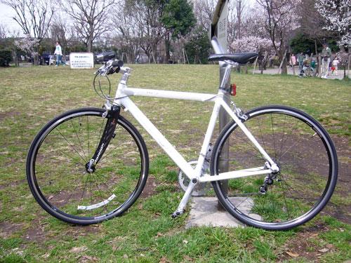 自転車、Raleigh RF7を買った。